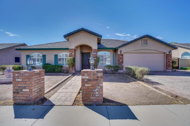 11263 E Ramona Avenue, Mesa, AZ 85212 (MLS #5825445) :: The Garcia Group @ My Home Group