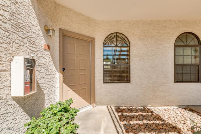 930 N Mesa Drive #1036, Mesa, AZ 85201 (MLS #5825654) :: The Laughton Team