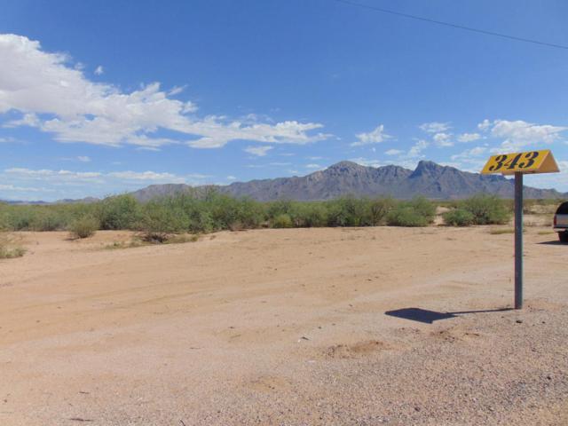 0 E Picacho Boulevard, Picacho, AZ 85141 (MLS #5825718) :: Yost Realty Group at RE/MAX Casa Grande