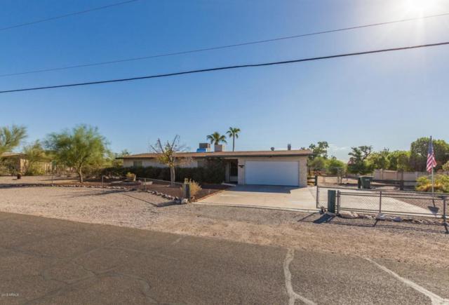 1801 N 202ND Avenue, Buckeye, AZ 85396 (MLS #5825724) :: The W Group