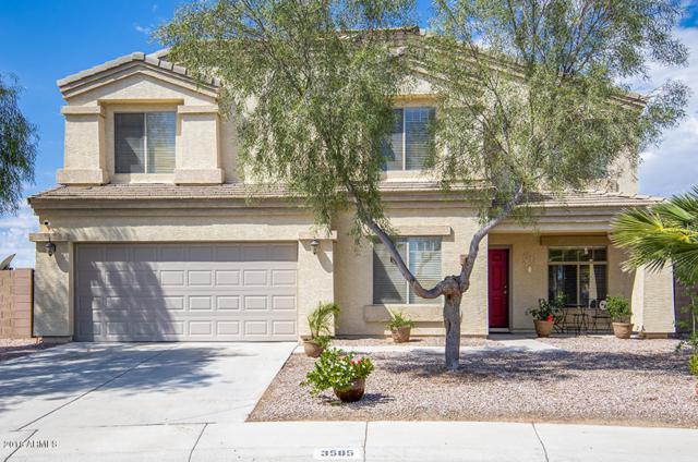 3585 N Excalibur Place, Casa Grande, AZ 85122 (MLS #5825791) :: Yost Realty Group at RE/MAX Casa Grande