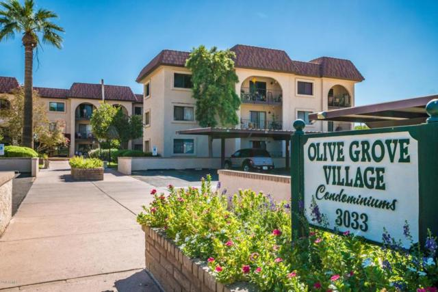 3033 E Devonshire Avenue #2026, Phoenix, AZ 85016 (MLS #5825810) :: The Laughton Team