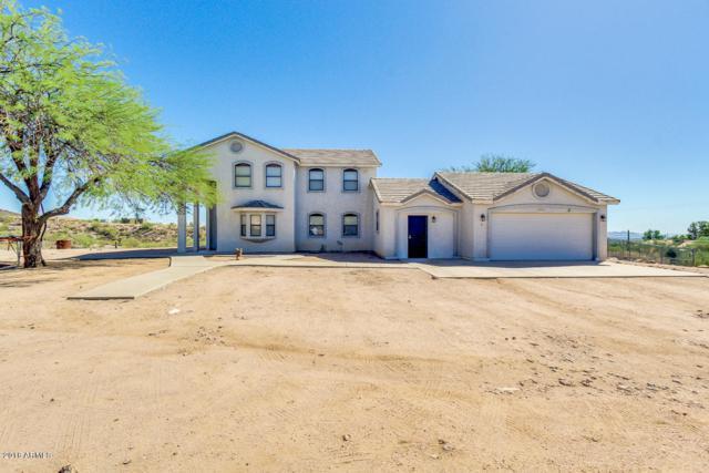 5651 E Jacob Waltz Street, Apache Junction, AZ 85119 (MLS #5825999) :: Lifestyle Partners Team