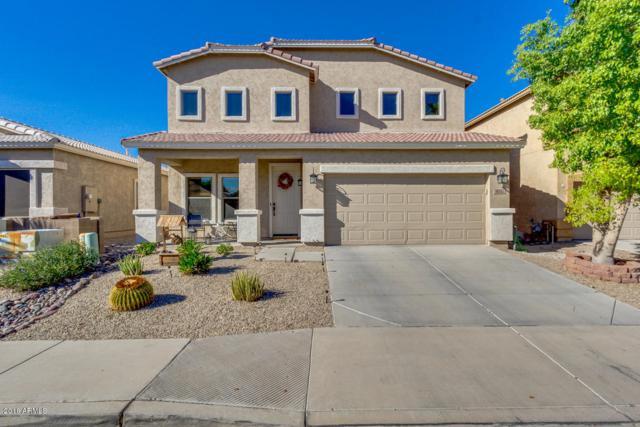 410 E Mule Train Trail, San Tan Valley, AZ 85143 (MLS #5826297) :: The Garcia Group @ My Home Group