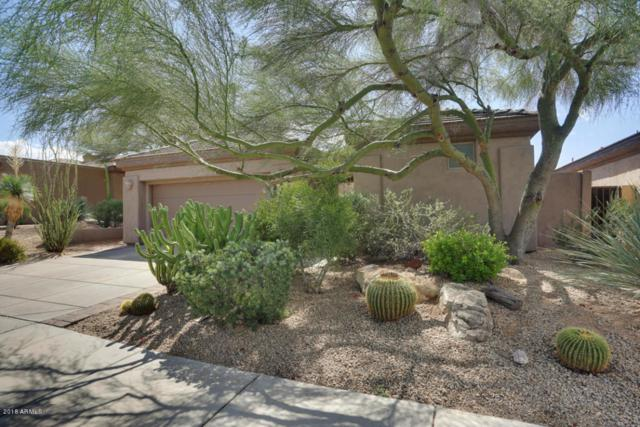 6811 E Eagle Feather Road, Scottsdale, AZ 85266 (MLS #5826539) :: The Garcia Group