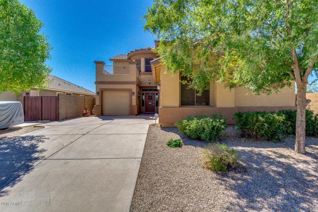 3537 W Goldmine Mountain Cove, Queen Creek, AZ 85142 (MLS #5826622) :: The Garcia Group @ My Home Group