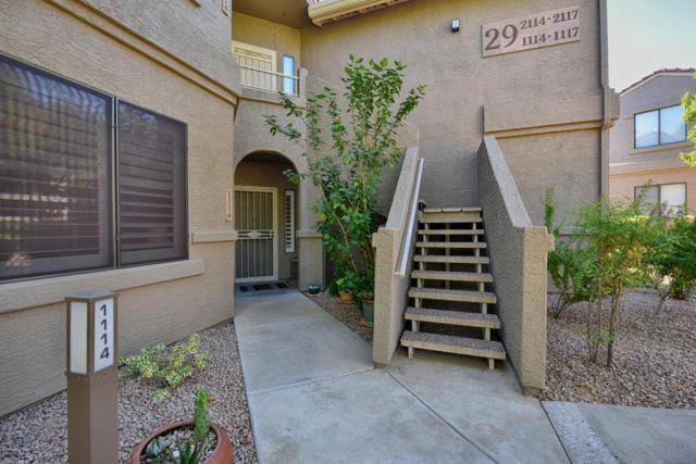 15380 N 100th Street #1114, Scottsdale, AZ 85260 (MLS #5826683) :: The Laughton Team