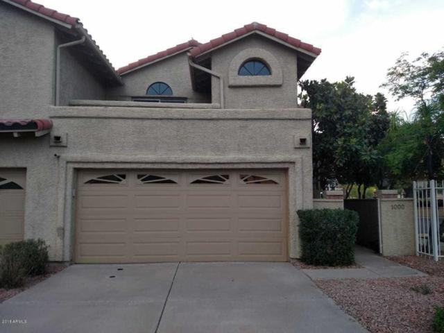 11011 N 92ND Street #1000, Scottsdale, AZ 85260 (MLS #5826715) :: The Wehner Group