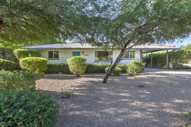 1425 E Williams Street, Tempe, AZ 85281 (MLS #5826724) :: The Garcia Group @ My Home Group