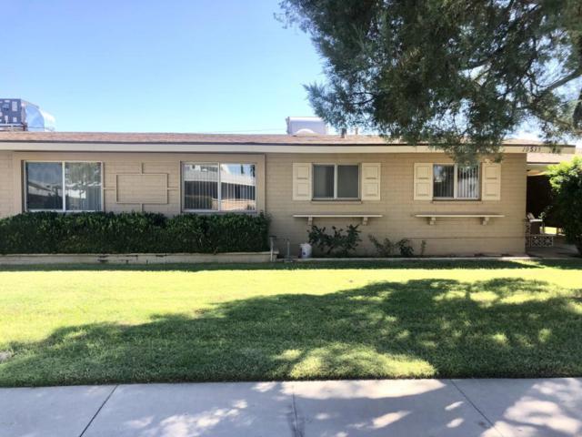 10535 W Clair Drive, Sun City, AZ 85351 (MLS #5826916) :: The Garcia Group @ My Home Group