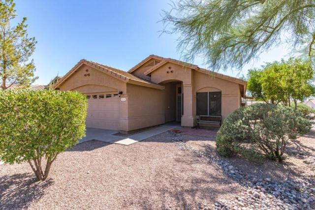 6456 S Foothills Drive, Gold Canyon, AZ 85118 (MLS #5827048) :: The Jesse Herfel Real Estate Group