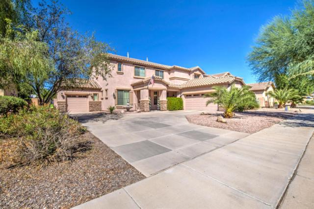 19702 E Thornton Road, Queen Creek, AZ 85142 (MLS #5827168) :: The Garcia Group @ My Home Group