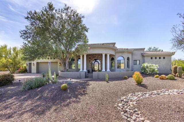 27314 N Azatlan Drive, Rio Verde, AZ 85263 (MLS #5827245) :: The Wehner Group