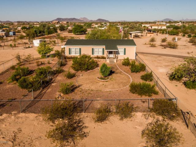 811 S 348TH Avenue, Tonopah, AZ 85354 (MLS #5827370) :: The Wehner Group