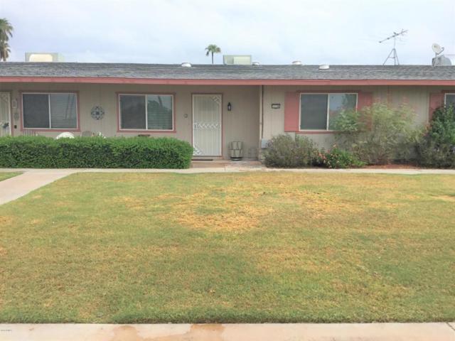 11136 W Emerald Drive, Sun City, AZ 85351 (MLS #5827421) :: Keller Williams Legacy One Realty