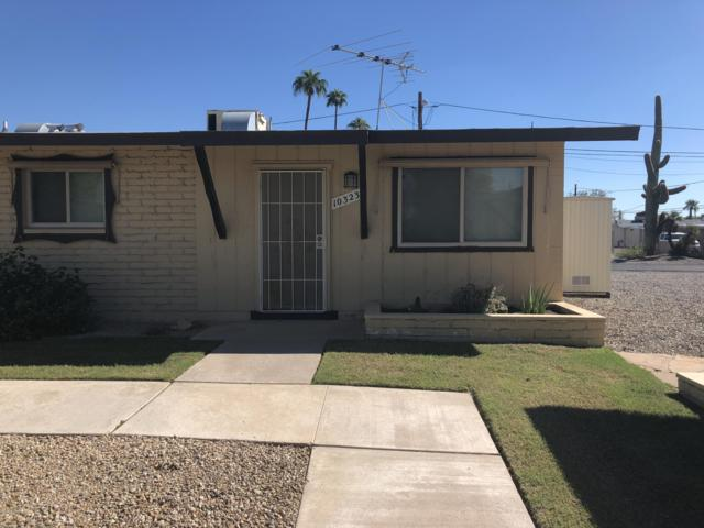 10323 W Peoria Avenue, Sun City, AZ 85351 (MLS #5827434) :: The Garcia Group @ My Home Group