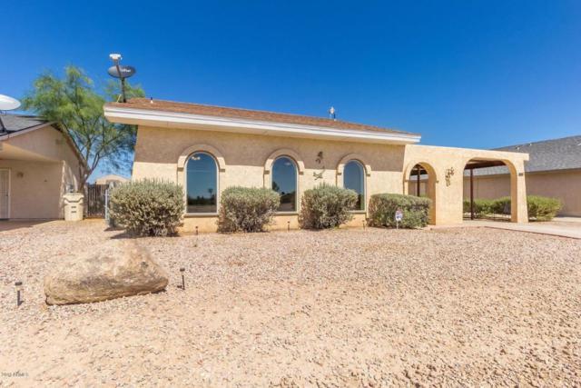 9458 W Troy Drive, Arizona City, AZ 85123 (MLS #5827469) :: The Garcia Group