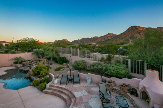 11817 E Parkview Lane, Scottsdale, AZ 85255 (MLS #5827680) :: CC & Co. Real Estate Team