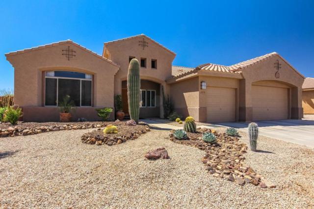 279 W Stirrup Lane, San Tan Valley, AZ 85143 (MLS #5827787) :: Santizo Realty Group