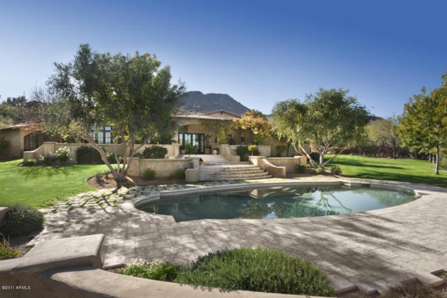 6044 E Foothill Drive N, Paradise Valley, AZ 85253 (MLS #5827882) :: The Garcia Group @ My Home Group