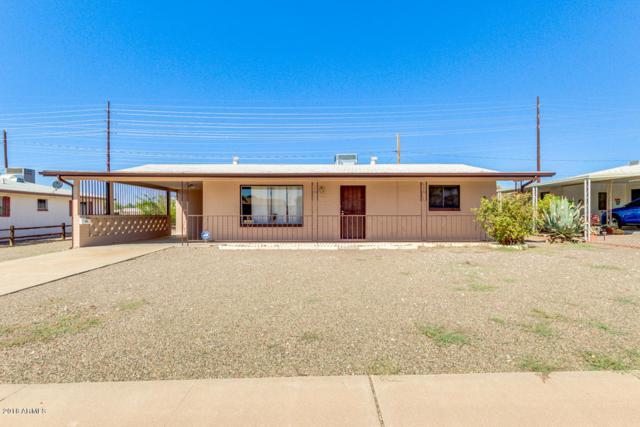 5452 E Baltimore Street, Mesa, AZ 85205 (MLS #5827888) :: The Jesse Herfel Real Estate Group