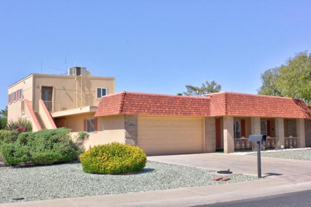 10858 W Kaibab Drive, Sun City, AZ 85373 (MLS #5827917) :: The Laughton Team