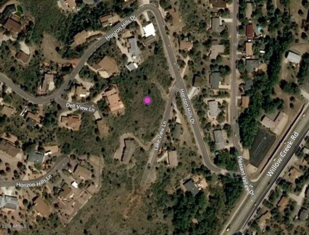 2870 Lake View Lane, Prescott, AZ 86305 (MLS #5828013) :: Yost Realty Group at RE/MAX Casa Grande