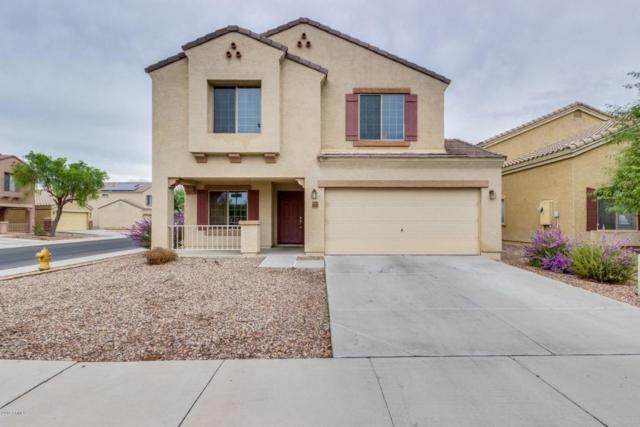 24026 W Chambers Street, Buckeye, AZ 85326 (MLS #5828071) :: The Garcia Group @ My Home Group
