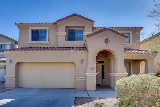 3873 E Citrine Road, San Tan Valley, AZ 85143 (MLS #5828217) :: The Garcia Group @ My Home Group