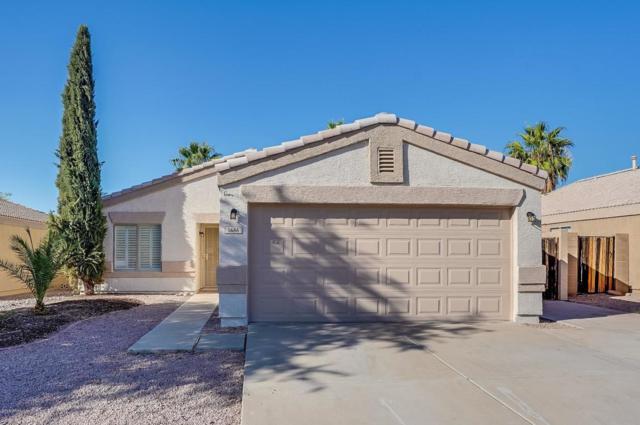 1686 E Palo Blanco Way, Gilbert, AZ 85296 (MLS #5828232) :: The Garcia Group @ My Home Group