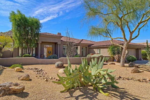 7909 E Shooting Star Way, Scottsdale, AZ 85266 (MLS #5828335) :: Desert Home Premier