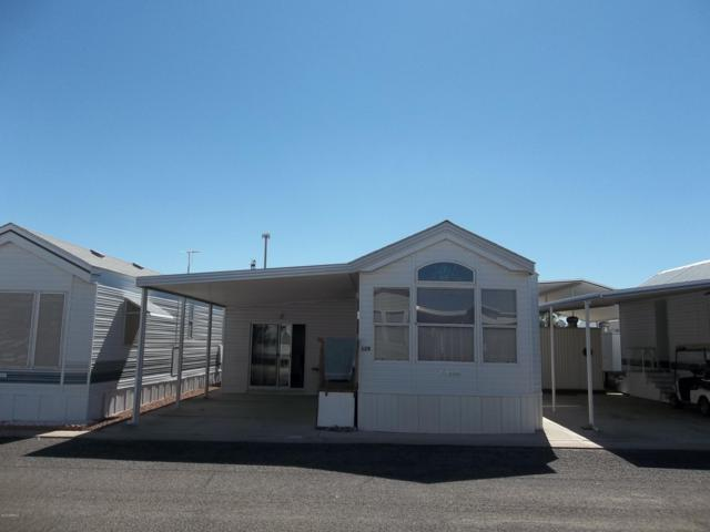 119 E Hedge Drive, Florence, AZ 85132 (MLS #5828945) :: The Garcia Group @ My Home Group