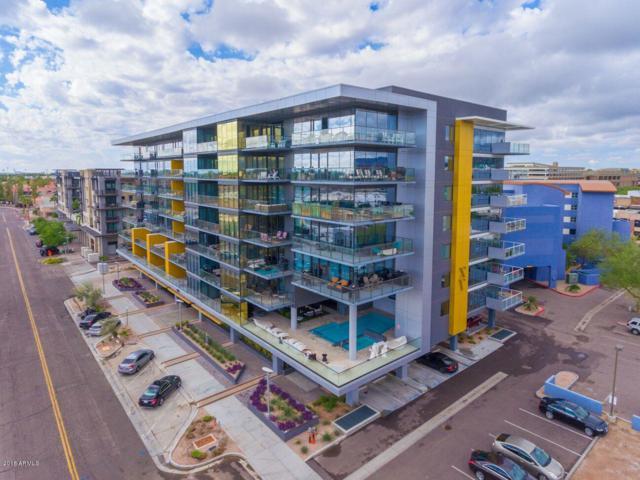 4422 N 75TH Street #7012, Scottsdale, AZ 85251 (MLS #5829006) :: Lux Home Group at  Keller Williams Realty Phoenix