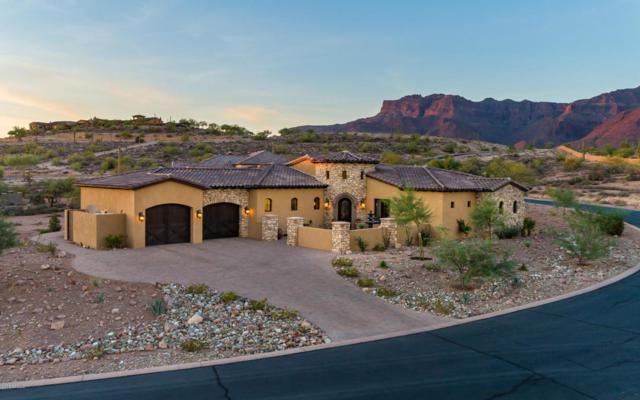 9510 E Thunder Pass Drive, Gold Canyon, AZ 85118 (MLS #5829041) :: The Kenny Klaus Team