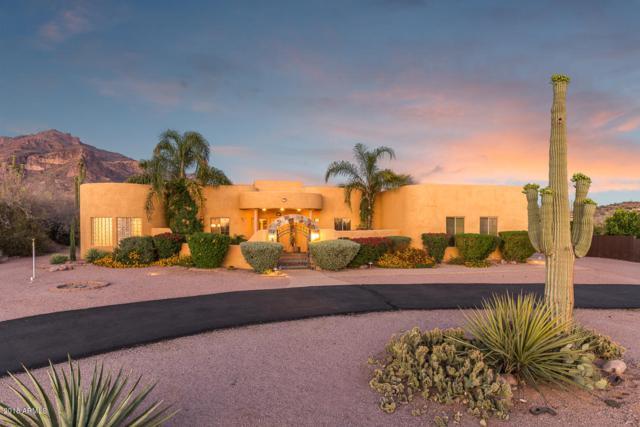 2637 S Edgemore Road, Gold Canyon, AZ 85118 (MLS #5829289) :: The Garcia Group