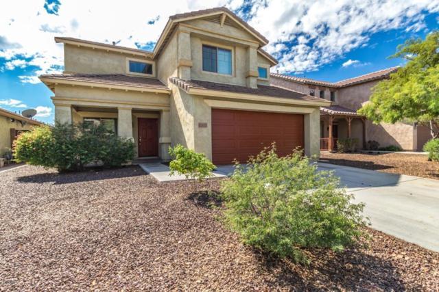 12815 W Milton Drive, Peoria, AZ 85383 (MLS #5829394) :: Kortright Group - West USA Realty