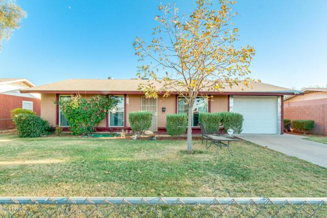 8827 W Heatherbrae Drive, Phoenix, AZ 85037 (MLS #5829447) :: The Garcia Group @ My Home Group