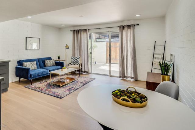 7740 E Heatherbrae Avenue #9, Scottsdale, AZ 85251 (MLS #5829890) :: The Everest Team at My Home Group