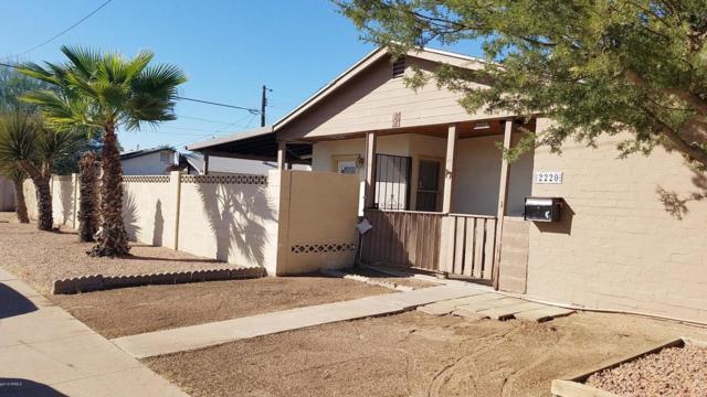 2220 E Palm Lane, Phoenix, AZ 85006 (MLS #5829950) :: The Garcia Group @ My Home Group