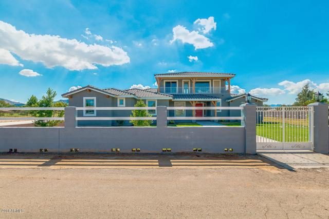 2815 W Latona Road, Laveen, AZ 85339 (MLS #5830035) :: Team Wilson Real Estate