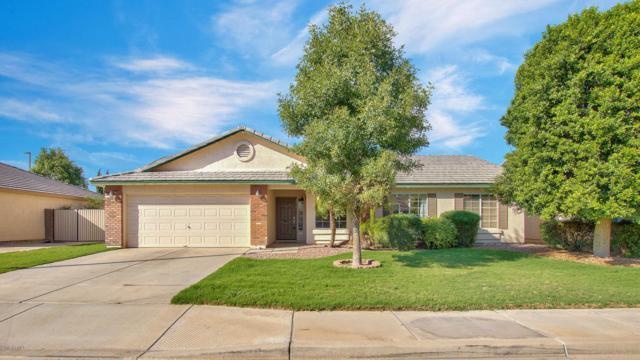 2846 E Toledo Court, Gilbert, AZ 85295 (MLS #5830085) :: The Garcia Group @ My Home Group