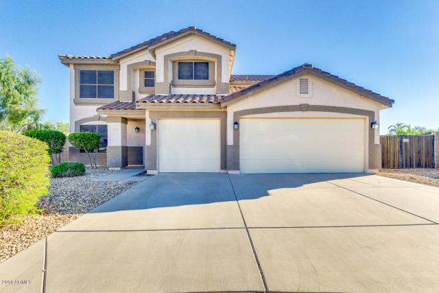 15653 W Crocus Drive, Surprise, AZ 85379 (MLS #5830302) :: The Garcia Group