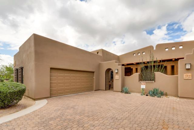 36601 N Mule Train Road A44, Carefree, AZ 85377 (MLS #5830581) :: The Wehner Group
