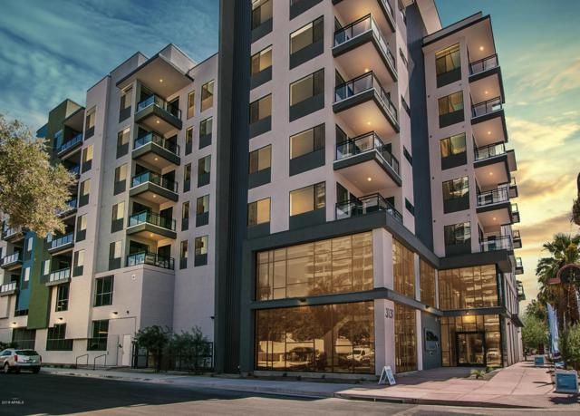 3131 N Central Avenue #5005, Phoenix, AZ 85012 (MLS #5830730) :: Team Wilson Real Estate