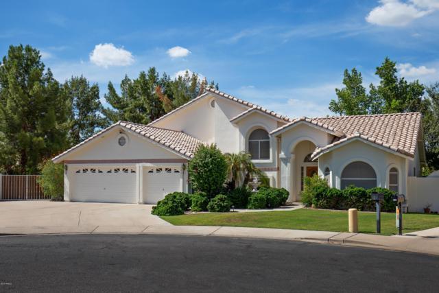 1741 E Enrose Street, Mesa, AZ 85203 (MLS #5830858) :: The W Group
