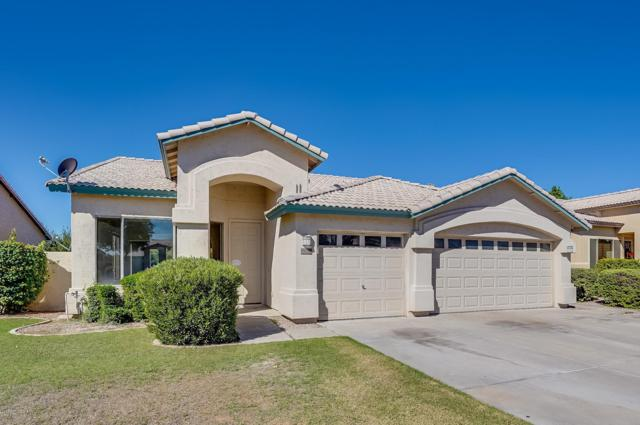 578 N Nevada Way, Gilbert, AZ 85233 (MLS #5830968) :: The Garcia Group @ My Home Group