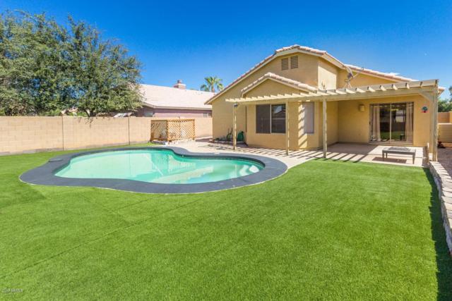 1043 N Agave Street, Casa Grande, AZ 85122 (MLS #5830974) :: Yost Realty Group at RE/MAX Casa Grande
