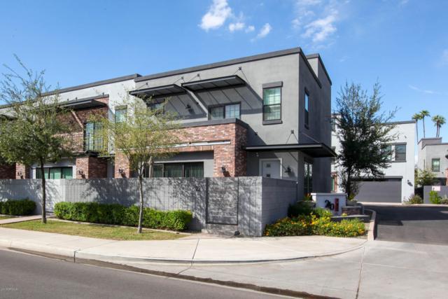 240 W Missouri Avenue #23, Phoenix, AZ 85013 (MLS #5830986) :: Yost Realty Group at RE/MAX Casa Grande