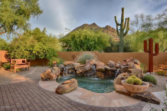 11017 E Desert Troon Lane, Scottsdale, AZ 85255 (MLS #5831033) :: The Garcia Group