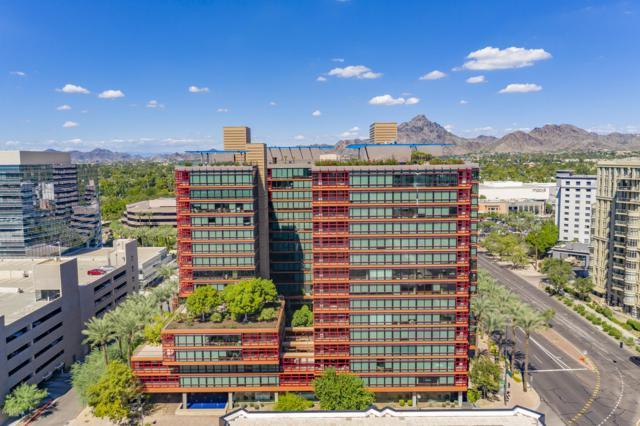 4808 N 24TH Street #907, Phoenix, AZ 85016 (MLS #5831063) :: The Garcia Group @ My Home Group